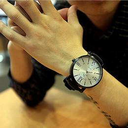 2019 старинные большие часы Оптовая продажа-2015 мода часы Новый 50 мм большой циферблат часы мужчины и женщины ретро старинные большое лицо Кварцевые наручные часы дешево старинные большие часы