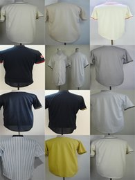 Wholesale Cheap Custom Baseballs - Factory Outlet Mens Womens Kids Toddlers Custom Milwaukee Personalized Cool Base Flex Base Double Stitched Onfield Cheap Baseball Jerseys