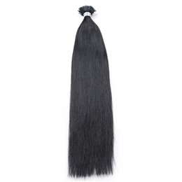 Wholesale Double Drawn Stick - YSG Virgin Hair Keratin Stick I Tip Indian Hair 100% Remy Double Drawn Human Hair Extensions Wholesale Price