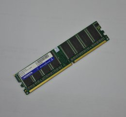 Wholesale Dimm Ram - Free Shipping ADATA 1GB RAM X 16 U-DIMM DDR 400 (PC 3200) Desktop Memory