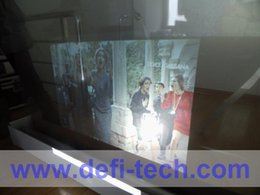 Wholesale Rear Adhesive Projection - Wholesale-hot!! 1.5M * 10M DEFI transparent self adhesive rear projection screen film