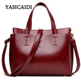 Wholesale Media Hand - 2017 Ladies Hand Bags Famous Brand Bags Logo Handbags Women Fashion Black Leather pochette Shoulder Bag Women Big Bags Purse