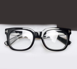 Wholesale prescription glasses frames - Brand Glasses men and women TF5179 fashion prescription acetate big frame spectacle optical eyeglasses with original case
