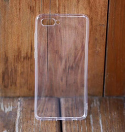 Wholesale Blackberry View - For Huawei Honor V10 View 10 Iphone X 7 Crystal Clear Transparent Soft Ultra Thin Slim Fit TPU Gel Cell Phone Cases Covers