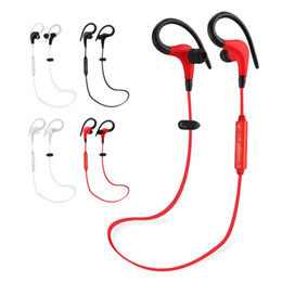 Wholesale Ear Phone Sports - US Stock! OY3 Wireless Bluetooth4.0 Music Headset Mini Sport Stereo Earphone Handfree Headphone for Phone iPhone Samsung