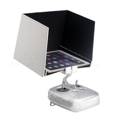 Wholesale Dji Fpv - 5.5 Inch Smart phone 7.9 Inch iPad 9.7 Inch iPad Air Sun Hood Sunshade for DJI Inspire 1 Phantom 3 Pro Advanced FPV