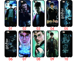 Wholesale Iphone Harry Potter - Harry Potter For iPhone 6 6S 7 Plus SE 5 5S 5C 4S iPod Touch 5 For Samsung Galaxy S6 Edge S5 S4 S3 mini Note 5 4 3 phone cases