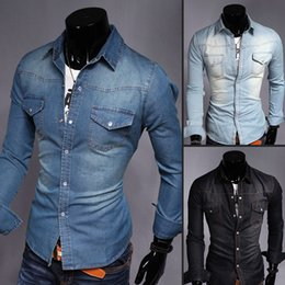 Cheap Casual Shirts Design For Jeans | Free Shipping Casual Shirts ...