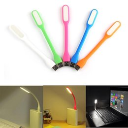 Wholesale China Wholesale Arms - Xiaomi USB LED Lamp Light with Adjustable Arm,Tablet Pc USB Gadgets LED Lights for Power Bank Computer Laptop Night LED lighting -5v 1.2W