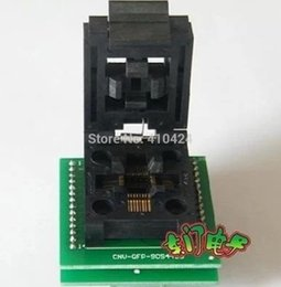 Yüksek kaliteli Çip Programcı soketi DIP28 IÇIN TQFP32 adaptör soket desteği ATMEGA8 serisi sipariş $ 18no parça nereden