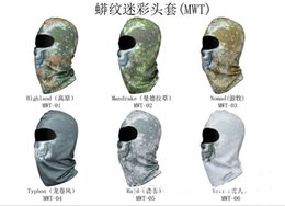 Wholesale Breathing Face Mask - Rattlesnake Mandrake Tactical Airsoft Hunting Wargame Breathing Dustproof Face Balaclava Mask Motorcycle Skiing Cycling Full Hood