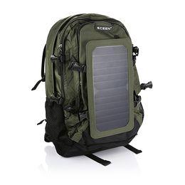 Wholesale Backpack Solar Panel - Solar Backpack Solar Charger Back Pack Bag with 6.5W solar panel Sunpower brand