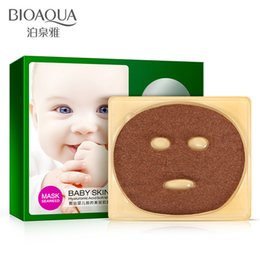Wholesale Pure Seaweed Mask - BIOAQUA 100% Pure Natural Seaweed Face Mask Granule Collagen Moisturizing Nourish lifting Beauty Face Skin Care Beauty Masks