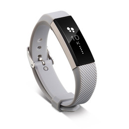 Wholesale Replacement Buckles - Wholesale- Excellent Quality Replacement Wristband Band Strap + Buckle For Fitbit Alta Wristband Bracelet High Discount Feb 21