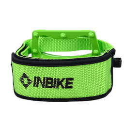 Wholesale Blue Bike Pedal - Fixed Gear Bike Bicycle Pedal Foot Strap Binding Belt Four Colors Yellow Red Blue Green