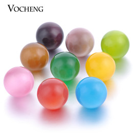 Wholesale Jewelry Ball Stone - Opal Ball Pregnancy Ball Bola Angel Ball 16mm Natural Stone in Pendants Necklaces Jewelry (VA-006)