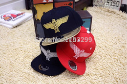 Wholesale Wholesale Youth Kids Caps Hats - 2015 Brand New Boy London Kids Snapback Youth Baseball Hats Caps For 3-12 years Children Black Golden Red