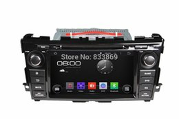 """Wholesale Dvd Stereo Navigation Nissan - 1024*600 Quad-Core HD 2 din 8"""" Android 4.4 Car PC Radio DVD for NISSAN Tenna 2013+ With GPS Navigation 3G WIFI Bluetooth IPOD TV USB,Car DVD"""