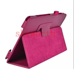 Wholesale Galaxy Note Book Cover - PU Leather Folio Case Book Cover for Samsung Galaxy Tab 3 7.0 Lite T110 Tab 3 8.4 T310 10.1 Note Pro Tab 4 S 8.4 Stand Holder