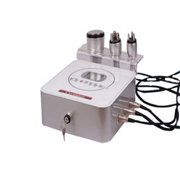 Wholesale Desktop Ultrasonic - 3 in 1 desktop ultrasonic liposuction cavitation face bodt rf skin tighten beauty equipment