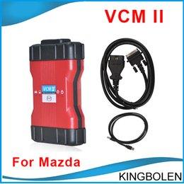 Wholesale New Vcm - 2017 New Arrival V96 IDS for Ford Mazda VCM II for Mazda VCM2 Diagnostic System VCM 2 IDS Professional Mazda Scanner Diagnostic Tool
