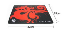 Wholesale Qck Mouse Pad - New TYLOO Brand SteelSeries QcK Gaming Mouse Pad Mat Medium M Size 320*280*3MM mouse pad with wrist pillow
