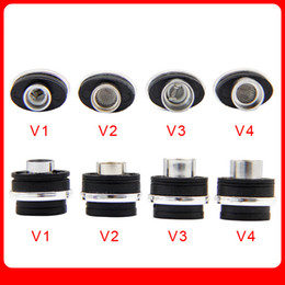 Wholesale Elips Dhl - Stock Selling Wax Dry Herb Atomizer Coils for Micro Snoop Dogg G Pro Vaporizer Kit Elips Flat Shape Ecigarette DHL Free