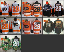 Men s Philadelphia Flyers Hockey Jerseys  28 Claude Giroux Jersey Orange  Authentic Stitched Jersey 2015 Winter Classic Jerseys flyers winter classic  jerseys ... ab7be6022