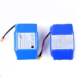 Wholesale 36v Scooter - Scooter batteries 2015 VICTpower 102SP 36V 4400Mah Samsung 18650 A Grade Replacement Lithium Battery For Self balancing Scooter DHL FEDEX