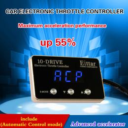 Wholesale Eittar Throttle - Eittar car THROTTLE CONTROLLER BOOSTER FOR Ford F-150 Raptor 2012 on
