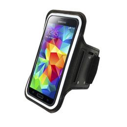 Nexus bolsas online-S5 Sports Armband Armband Correr para Samsung Galaxy S4 S5 M7 Nexus 5 L36h Lumia 920 Workout Teléfono Caja Bolsita orden $ 10 sin seguimiento
