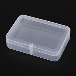 Высокое качество прозрачные игральные карты пластиковые коробки хранения PP коллекции контейнер коробка чехол от Поставщики пластиковые карточные коробки