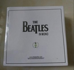 Wholesale Free Beatles - Wholesale Free Shipping The Beatles in Mono 13 Cd Set New Sealed Hot Selling