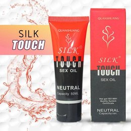 Wholesale Adult Pleasure Toys - Silk touch Anal pleasure Gay dedicated Anal Lubricant Silky smoothIncreased flexibility anal Relieve pain Sex Toy Adult Products