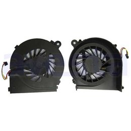 Wholesale Fan Hp Laptop - Original new laptop cpu cooling fan for HP compaq CQ42 G42 CQ62 G62 G4 G6 G7 CQ56 G56 MF75120V1-C050-S9A 646578-001 KSB06105HA order<$18no t