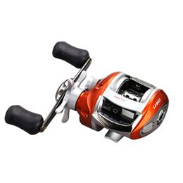 Wholesale Quality Baits - fishing reel Yellow or Blue metal fishing Lure spinning reel high quality fast delievry