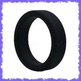 Wholesale Delay Time For Men - Penis Rings Cock Rings Ball Stretcher Sex Toys Smooth Touch 100% Silicone Time Delay Male Adult Sex Toys Cock Rings For Men