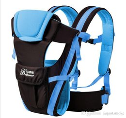 Wholesale Used Sling - Kid Wrap Kid's Slings Baby Carrier Gears Strollers Gallus Baby Carrier Towels wrap wraps coulorful Easy to Use 4 colors fashion