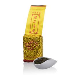 Wholesale Oolong Tea Flavor - High Grade Taiwan High Mountain Tea Osmanthus Flavor Oolong Tea Special Grade Oolong Tea Oil Cut Oolong Tea 250g
