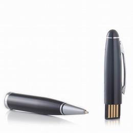 THSK-021 15 Saat Ayrı kayıt 8 GB Kalem tarzı USB Dijital Ses Kaydedici kulaklık USB Flash Sürücü Şarj Edilebilir Li-Ion Pil nereden dijital ses kaydedici kalem usb flaş tedarikçiler