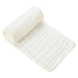 Wholesale Diaper Gauze - 10PCS Baby Washcloths, reusable wipes, Muslin Warm Baby Bath Towels for shower gift,Baby Diapers