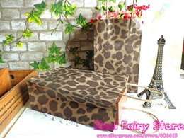 Wholesale Leopard Paper Gift Bags - Leopard design(20pcs lot)- Polka Dots Kraft Gift Packing Bag , Gift pack, Paper Bag with handles, Festival gift bags,21x13x8cm
