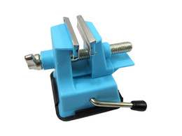 Wholesale Fix Craft - Pro'sKit PD-372 Mini Vise Bench Working Table Vice Bench for DIY Jewelry Craft Mould Fixed Repair Tool (Jaw opening 25mm)