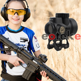 2019 tactical gear Trijicon MRO Estilo Holográfico Red Dot Sight Óptica Tactical Scope Gear Com 20mm Scope Mount Para A Caça tactical gear barato