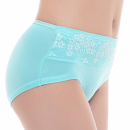 Wholesale Young Girls Lingerie - Top quality boyshort girl bamboo fiber brief embroidery lady underwear soft young lady underpant stretch lady panties lingerie isexy ntimate