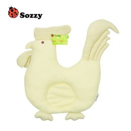 Wholesale Warm Chicken - Wholesale- sozzy Autumn Winter Spring cotton cute baby plush Pillow animal warming fun warm Cord gift soft chicken baby plush toy