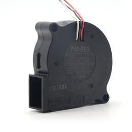 Nmb 12v online-NMB BM5115-04W-B49 5015 12V 0.16A dc Ventilador del ventilador, ventilador del servidor, ventilador de refrigeración
