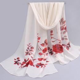 Wholesale Chiffon Kerchiefs - Cachecol new 2015 fashion style designer chiffon silk scarves women headband sunscreen spring autumn accessories kerchief JIA286