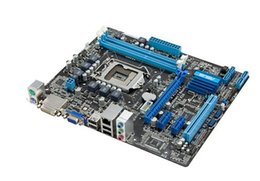 Wholesale Asus 1155 - Wholesale-free shipping 100% original motherboard for ASUS P8H61-M PLUS 1155 I3 I5 I7 motherboard fully integrated
