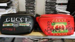 Wholesale Bum Bags - Hot brand designers pu Waist Bags women cc Fanny Pack bags bum bag Belt Bag men Women Money Phone Handy Solid Travel Bag gg Waist Purse